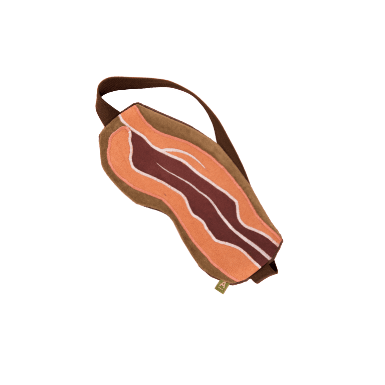 Bacon_Schlafmaske